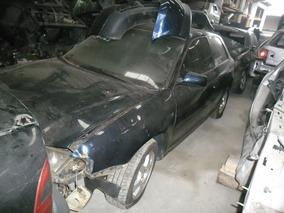 Sucata Audi A3 1.8 Turbo 2001/2002 Motor Lataria Cambio