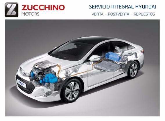 Hyundai Sonata 2.0 Hibrido | Zucchino Motors