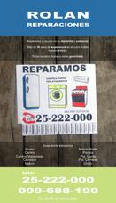 Reparacion De Heladeras, Cocinas Y Lavarropas.