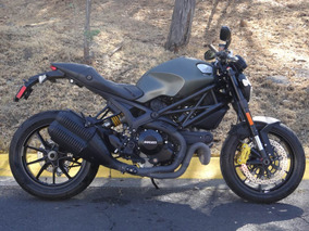 Oportunidad Ducati Monster Version Diesel 1100 Cc Unica!!!!