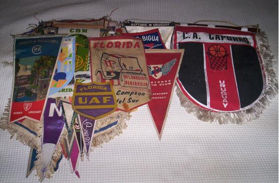 Banderines Lindo Lote Variedad.buen Estado....leer..