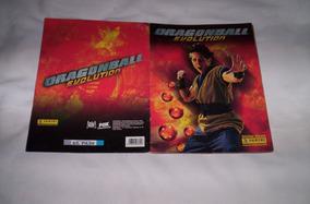 Dragonball Evolution Album De Figuritas Panini 2008..