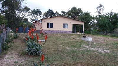 Alquiler Casa En Cuchilla Alta. Para 6 Pers A 4 De La Playa