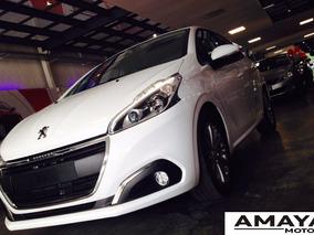 Peugeot New 208 Active 1.2 0 Km Increible!!!amaya