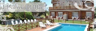 Alquiler Villa Gesell Frente Al Mar Abierto Todo El Año