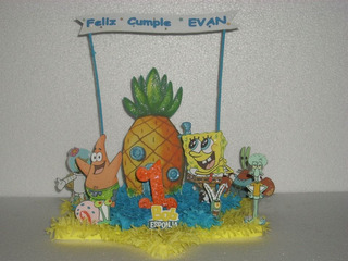 Bob Esponja Piñata En Mercado Libre Uruguay