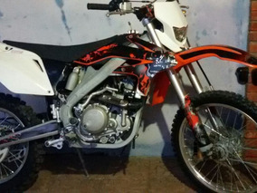 Xmotos Cross Xz250r - 4 Válvulas Impecable
