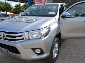 Toyota Hilux Doble Cabina 4x2 Srv Nafta 2.7cc Entrega Inmedi