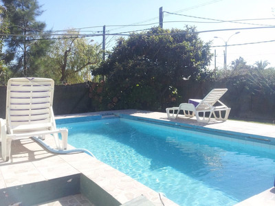 Alquiler De Temporada, C/piscina 2 Dormitorios- Shangrila