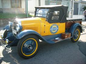 Chevrolet 1928 Pick Up 1/2 Ton De Carga