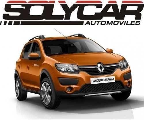 Renault Sandero Stepway Entrega Inmediata!!! Solycar