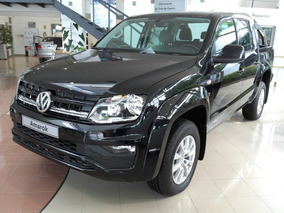 Volkswagen Amarok Comfortline 4x2 Manual 0km 2018 Anticipo