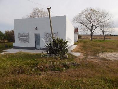 Excelente Campo Con Casa En Zona Próxima A Santa Rosa