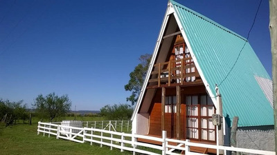 Cabaña En San Gregorio De Polanco Para 4 Personas