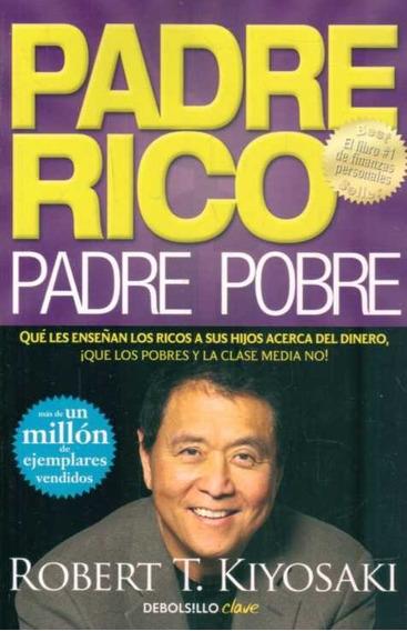 Padre Rico, Padre Pobre / Robert Kiyosaki (envíos)