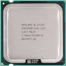 Intel Dualcore E5200 Impecable