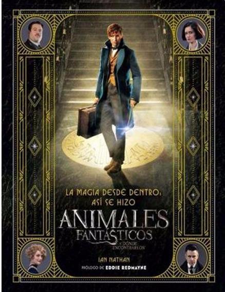 Animales Fantasticos Y Donde Encontrarlos De Ian Nathan
