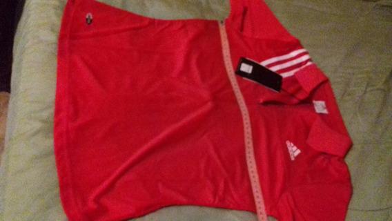 Franela Deportiva Para Dama Talla L Color Rojo