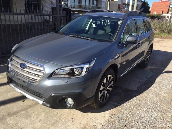 Subaru Outback 3.6r-s Cvt (zt) 2019