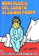 Morfología Del Cuento - Vladimir Propp