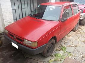 Vw Gol 1.6 3p A/a D/h Funcionando, Fiat Uno C/det.