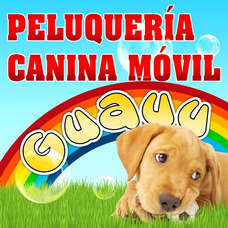 Canina Guauu Peluqueria Móvil