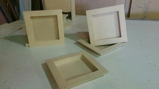 Cuadro Con Profundidad Para Pintar, Somos Fabricantes