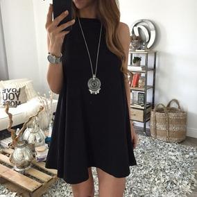 e3eadc0a19ca3 Vestido Negro - Vestidos de Mujer en Mercado Libre Uruguay