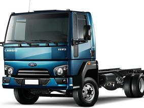 Ford Cargo 1119/39 Ev 2018 Anticipo Y Cuotas Fijas En $