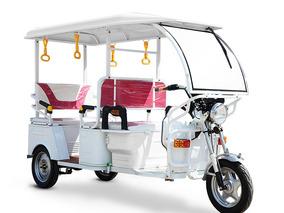 Mototaxi Electrico Marca Yonsland V10