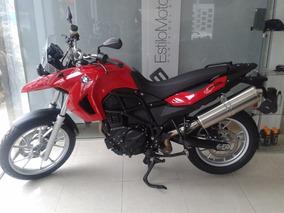 Bmw 650 Gs - Roja