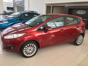 Ford Fiesta Kinetic %100 Financiado Directo De Fabrica