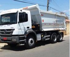 Mercedes-bens 3131 6x4 Ano 2014/2014 (estado De Zero)