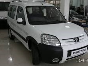 Peugeot Partner Patagónica N 1.6 Vtc Plus 0km $ 493.200, Yá