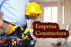 Empresa Constructora (albañileria En General)