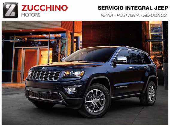 Jeep Grand Cherokee 3.6 Limited At | Zucchino Motors