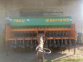 Sembradora Dumaire 700 U De 16 Lineas