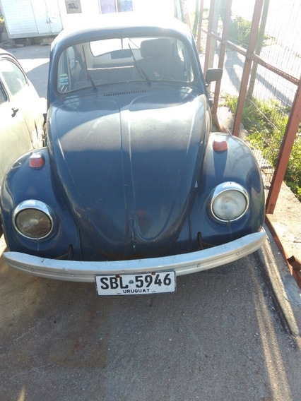 Volkswagen Fox 1980