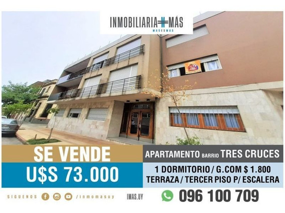 Apartamento Venta Montevideo Tres Cruces Imas.uy A *