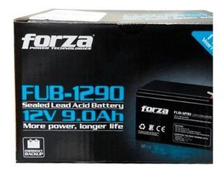 Bateria Ups Forza Fub-1290 12v 9.0a Febo