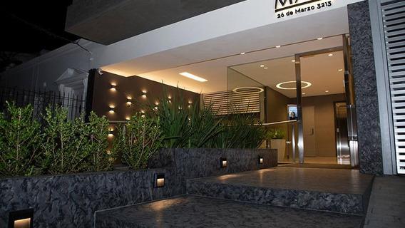 Ideal Renta! Apartamento Monoambiente Sobre 26 De Marzo | Pocitos