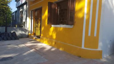 Casa A Estrenar En Cmno Maldonado Con Fondo Y Cochera