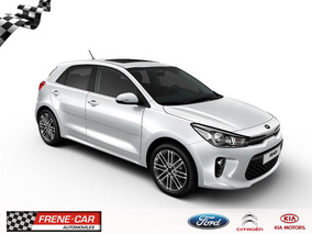 Kia Rio New Rio 1.4 16v Aut/man, 2018, Frene Car Automoviles