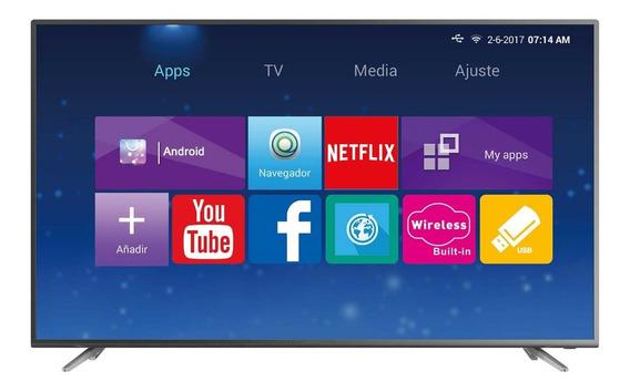 Smart Tv Led Punktal 32 Usb Hd Wifi Netflix Youtube Y Mas