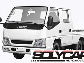 Jmc Doble Cabina - Entrega Inmediata!!! Solycar