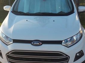 Ford Ecosport 1.6 Freestyle 110cv 4x2 2017