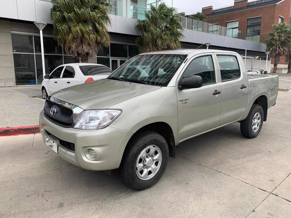 Toyota Hilux 2.5 Turbo Diésel Dx