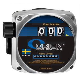 Cuenta Litros Gasoil 3 Digitos Mecanico Origen Suecia