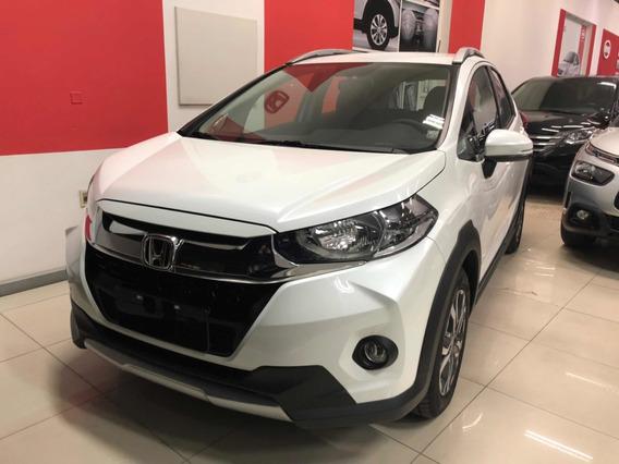 Honda Wr-v 1.5 Ex Autn Entrega Ya Color Blanco