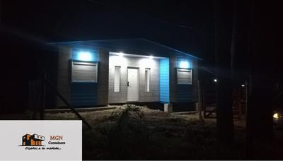 Casa Contenedor 2 Dormitorios 48 M2.... A Estrenar!!!...